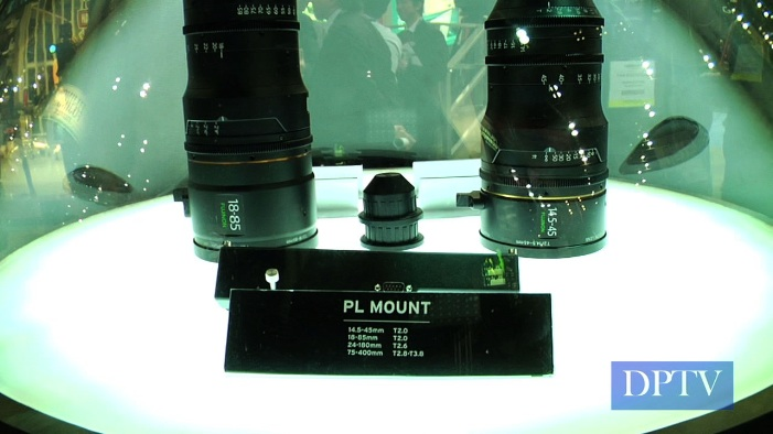 Zoom and Probe lenses at NAB 2010